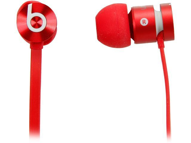 b1b517526aa Beats by Dr. Dre Red MH9T2AM/A urBeats In-Ear Headphone ...