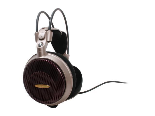 Audio-Technica Audiophile ATH-AD700 3 5mm/ 6 3mm Connector Circumaural  Open-Air Dynamic Headphone - Newegg com