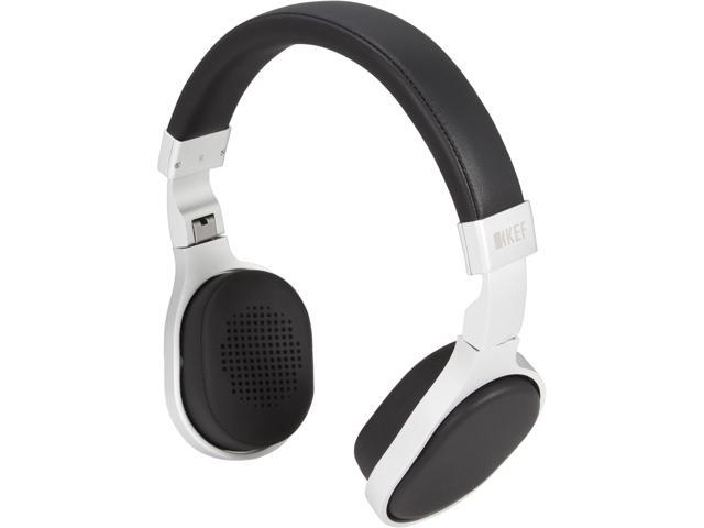 4ee61b2fe07 KEF M500 Hi-Fi On-Ear Headphones (Aluminum/Black) - Newegg.com