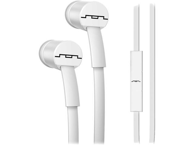 d686ba0de49 Sol Republic Paper White 1112-32 JAX In-Ear Headphones with 1-Button