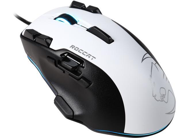 759bf4a4d3e ROCCAT Tyon All Action Multi-Button USB Gaming Mouse - White ...