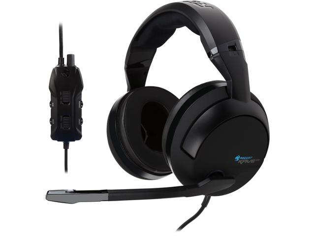 585056ac794 Roccat KAVE XTD Analog Premium 5.1 Surround Sound Analog Gaming Headset