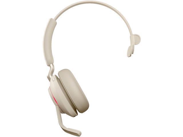 Jabra Evolve2 65 Single Ear Headset Newegg Com