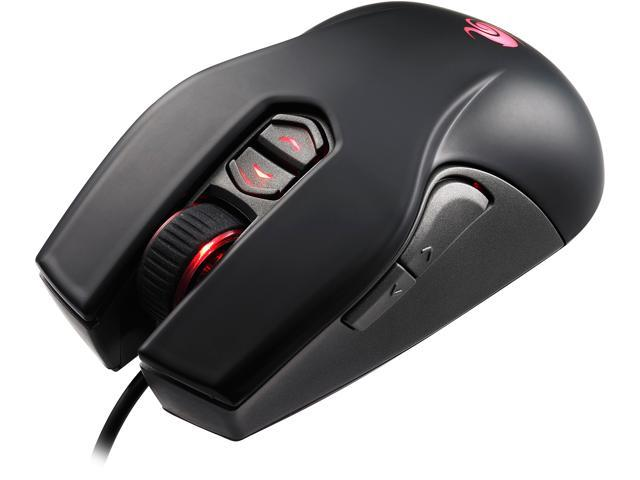 430a8e45b1f CM Storm Recon - Ambidextrous 4000 DPI Gaming Mouse with Multicolor LEDs  for Left and Right