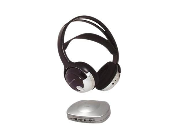 0a37176caf4 Unisar TV920 3.5mm/ 6.3mm Connector Supra-aural Rechargeable Stereo Wireless  TV Headset