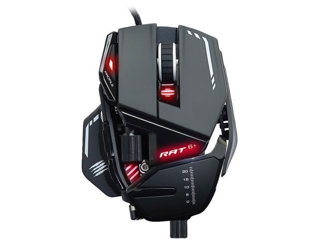 8 Optical Gaming Mouse Mad Catz The Authentic R.A.T