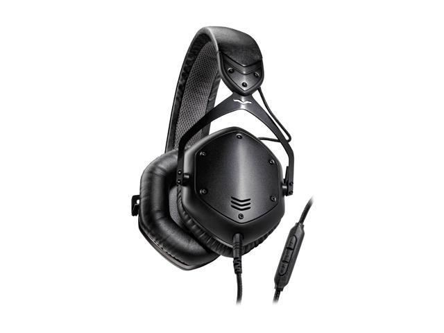 v moda crossfade lp2 limited edition over ear noise isolating metal headphones matte black. Black Bedroom Furniture Sets. Home Design Ideas