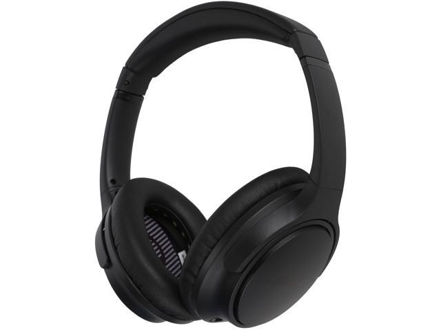 4b5a364df84 Bose SoundTrue Around-Ear Headphones II-Charcoal Black - iOS Devices -  Newegg.com