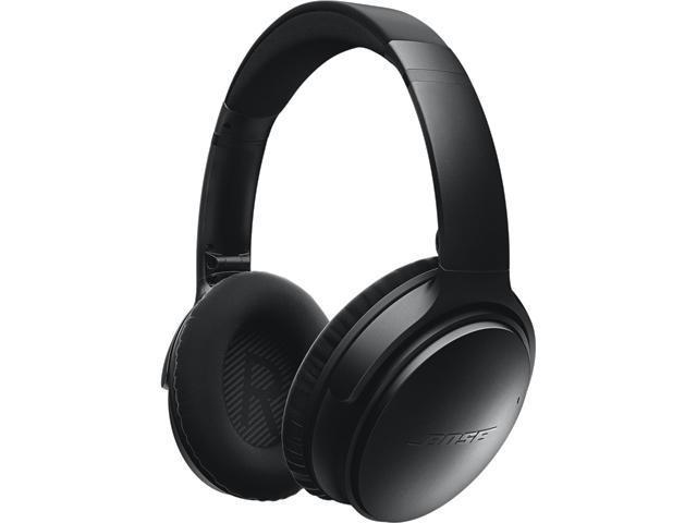 68db9f63f02 Bose QuietComfort 35 Wireless Headphones - Black - Newegg.com