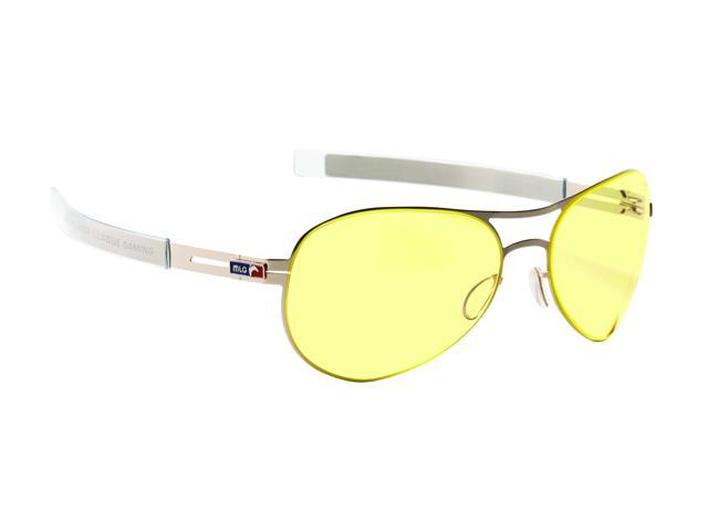 f6a5d935d GUNNAR Gaming Eyewear - MLG Legend Chrome Frame - Newegg.com