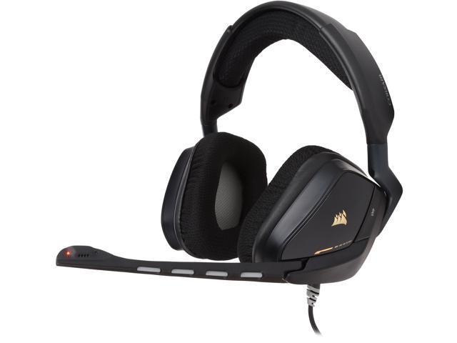 Corsair Gaming VOID USB RGB Gaming Headset - Carbon - Newegg com