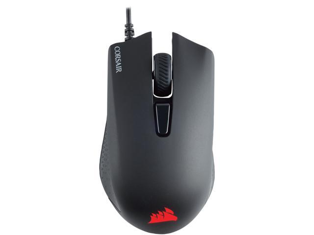 Corsair HARPOON RGB PRO FPS / MOBA Gaming Mouse, Black