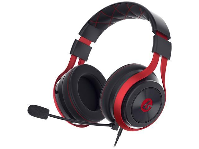 LucidSound - LS25 eSports Pro Tournament Gaming Headset - Engineered for  Comfort, Quick Access Controls, and Dual Mic Design – PC - Xbox One,