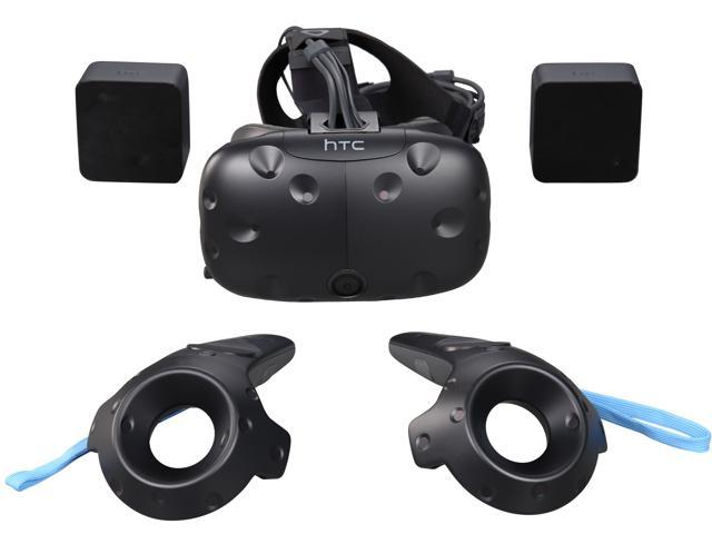 HTC Vive - Virtual Reality Headset - Newegg com