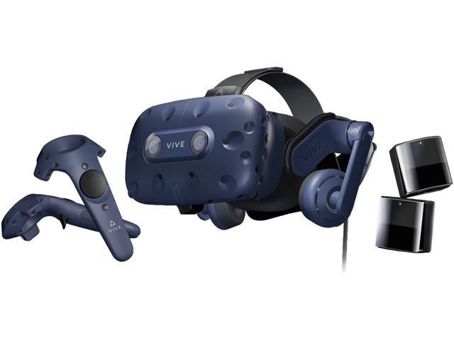 HTC VIVE Pro Virtual Reality Headset - Kit - Newegg com