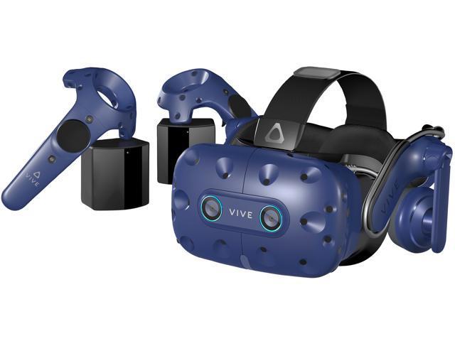 HTC VIVE Pro Eye Virtual Reality System with Eye Tracking - Newegg com