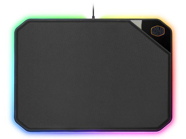 COOLER MASTER Masteraccessory MP860 Dual-sided Gaming Mouse Pad with RGB  Illumination and Software Customization - Newegg com