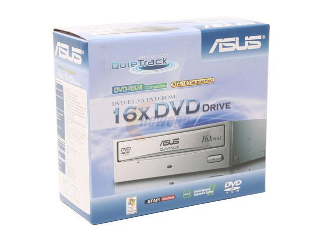 DVD-ROM 16X ASUS DVD-E616A WINDOWS DRIVER DOWNLOAD
