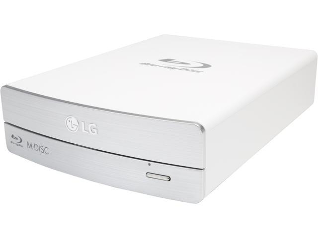 LG USB 3 0 External 16X Blu-ray Disc Rewriter Model BE16NU50 - Newegg com