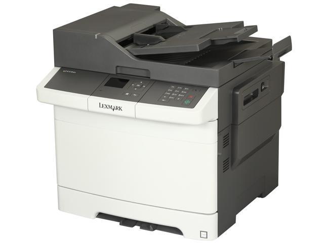 cx310dn multifunction color laser printer copy print scan newegg com rh newegg com lexmark printer x544 user manual Lexmark Multifunction Printer