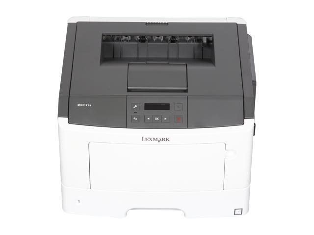 Lexmark MS312dn Duplex 1200 dpi x 1200 dpi USB / Parallel / Ethernet  Monochrome Laser Printer - Newegg com