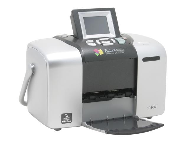 EPSON Picturemate Deluxe C11C618001 Printer - Newegg com