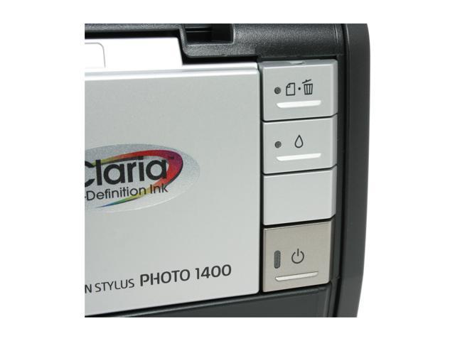 EPSON Stylus Photo 1400 C11C655001 Printer - Newegg com