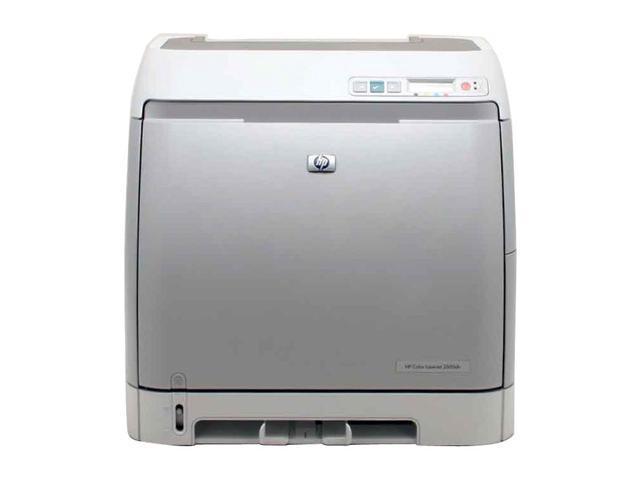 HP Color LaserJet 2605DN Workgroup Up to 12 ppm 600 x 600 dpi Color Print  Quality Color Laser Printer - Newegg com
