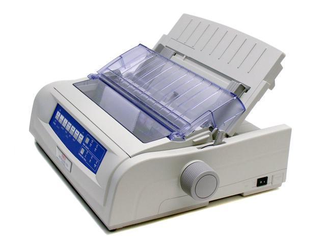 Microline 420 Dot Matrix Printer - Newegg com