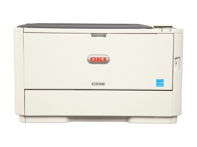 Okidata C332DN (62447501) Duplex Color LED Printer - Newegg com