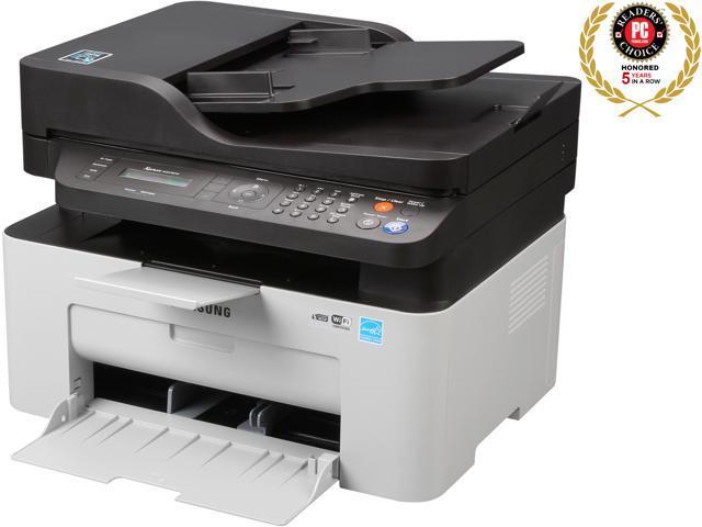 4a423b92a4367 Samsung SL-M2070FW Wireless Monochrome Multifunction Laser Printer ...