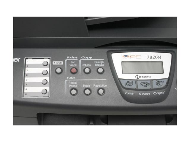 BROTHER MFC 7820N SCAN WINDOWS 10 DRIVERS