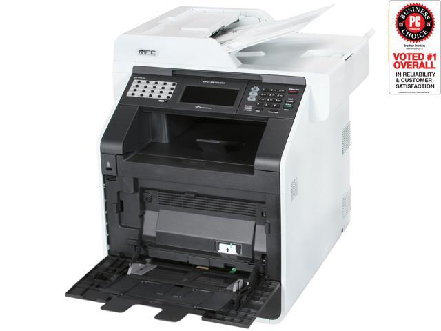 Brother MFC-9970CDW Wireless Color Multifunction Laser Printer - Newegg com