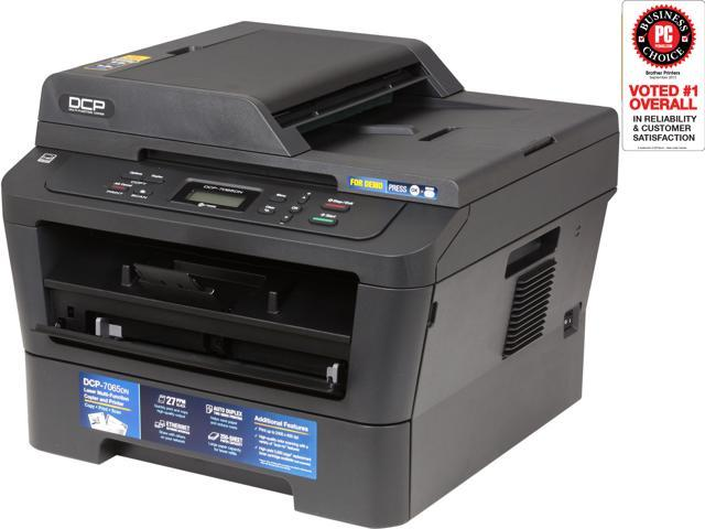 BROTHER PRINTER DCP-7065DN TELECHARGER PILOTE