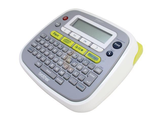 Brother P Touch Pt D200 Up To 180 Dpi Easy To Use Label Maker