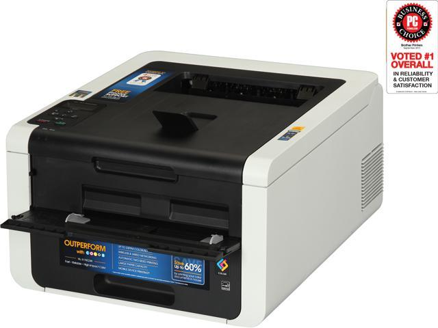 DRIVER UPDATE: BROTHER HL-3170CDW PRINTER