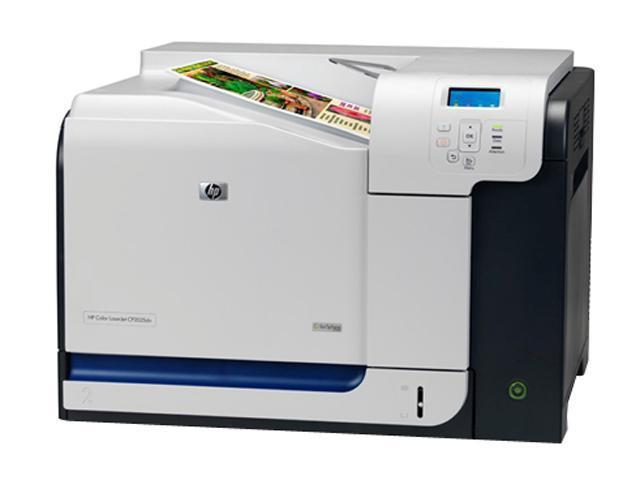Hp color laserjet cp3525 printer driver ( download ) windows / mac.