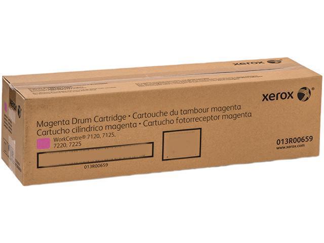 GENUINE XEROX 013R00659 MAGENTA DRUM CARTRIDGE WORKCENTRE 7120//7125//7220//7225
