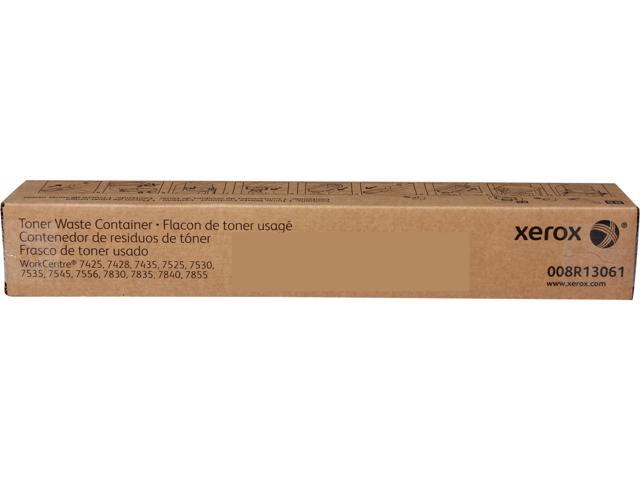 Xerox 008R13061 Waste Toner Container WorkCentre 7525 New Sealed Box Lot of 2