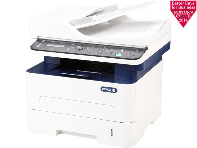 Xerox WorkCentre 3215/NI Monochrome Wireless Multifunction Laser Printer -  Newegg com