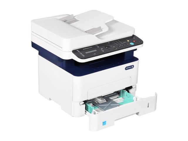 Xerox WorkCentre 3225/DNI Monochrome Duplex Wireless Multifunction Laser  Printer - Newegg com