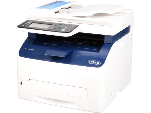 Xerox Workcentre 6027 Ni Wireless Multi Function Color Laser