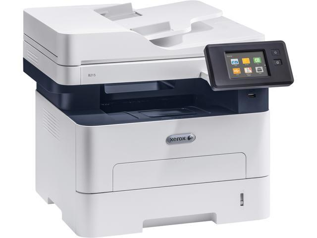 Image of Xerox B215/DNI Multifunction Printer, Print/Copy/Scan/Fax, Up to 31 ppm, Letter/Legal, PS/PCL, USB/Ethernet And Wireless, 250-Sheet Tray, Automatic 2-Sided Printing, 110V