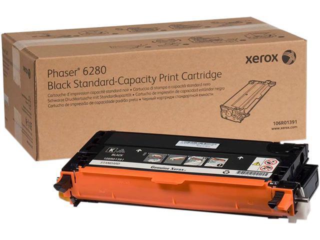 Standard Capacity Black Toner Cartridge (3,000 Pages) For Phaser 6280 -  Newegg com