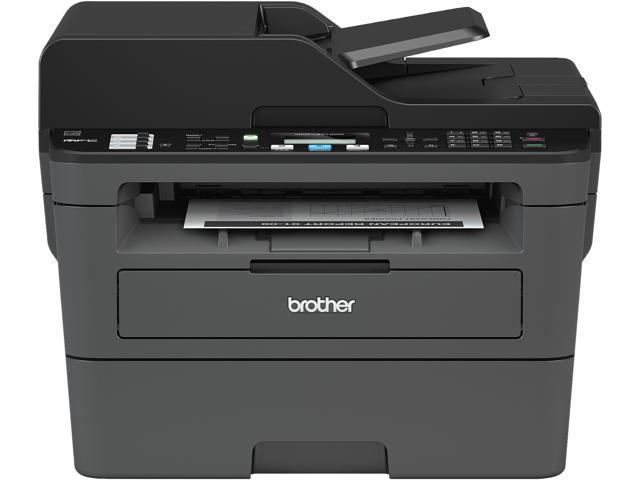 Brother MFC-L2710DW Wireless Duplex Compact All-in-One Monochrome Laser  Printer - Newegg com