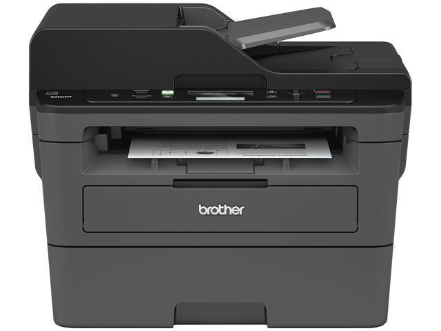 Brother DCP L2550DW Monochrome Laser Multi-function Printer - Newegg com -  Newegg com