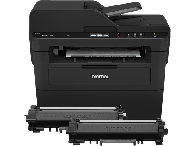 Brother MFC-L2750DWXL Wireless Duplex Compact All-in-One Monochrome Laser  Printer - Up to Two Years of Printing Included - Newegg com