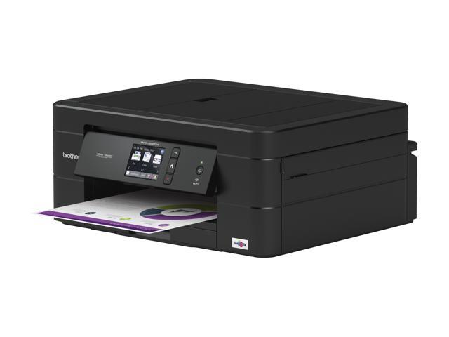 Brother MFC-J895DW Multi-function Wireless Duplex Color All-in-One Inkjet Printe