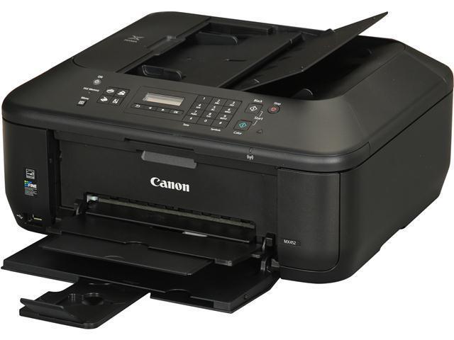 canon pixma mx452 wireless inkjet mfp color office inkjet printer -  newegg.com  newegg