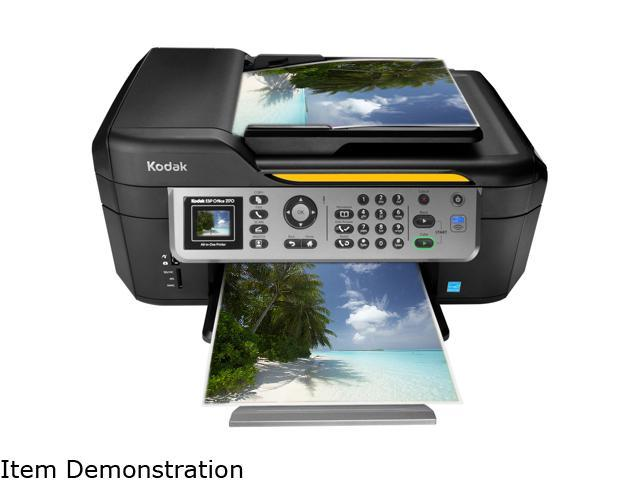 Entry-level Kodak all-in-one with Wi-Fi
